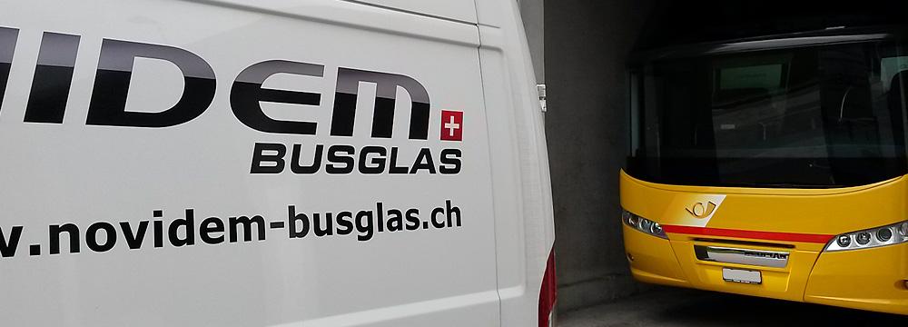 NOVIDEM GLAS FÜR REISE- UND LINIENBUSSE