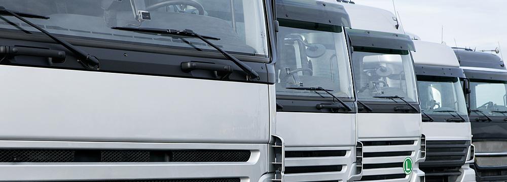 NOVIDEM Glas für LKW und Sonderfahrzeuge